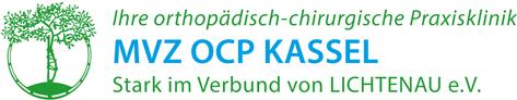 MVZ OCP Kassel Logo